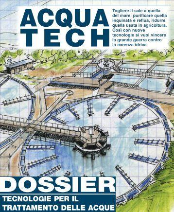 tecnologie per il trattamento delle acque - Promedianet.It