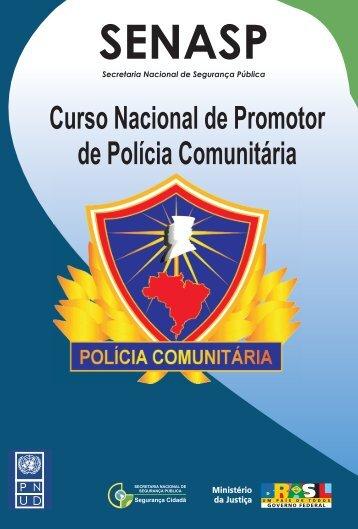 senasp - Secretaria de Segurança Pública