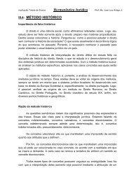 Hermenêutica Jurídica III.4: MÉTODO HISTÓRICO - Antiga Advogados