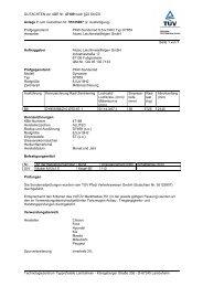 GUTACHTEN zur ABE Nr. 47189 nach §22 Stvzo Anlage 7 ... - Alutec