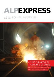 Alpexpress - Ticino 2/12 - AlpTransit Gotthard AG