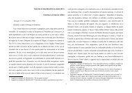 Testi filosofia della storia - Facoltà di Lettere e Filosofia