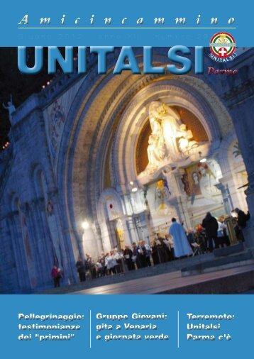 numero 29 – giugno - UNITALSI