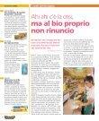 Al bio proprio non rinuncio - NaturaSì - Page 4