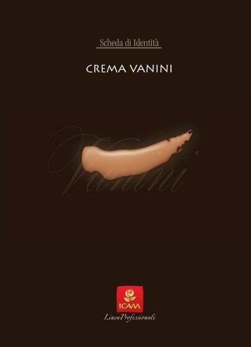 crema vanini - Icam Linea Professionale