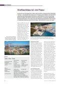 Wasserkraftwerk Rheinfelden (PDF 165 KB) - Wagner + ... - Seite 2