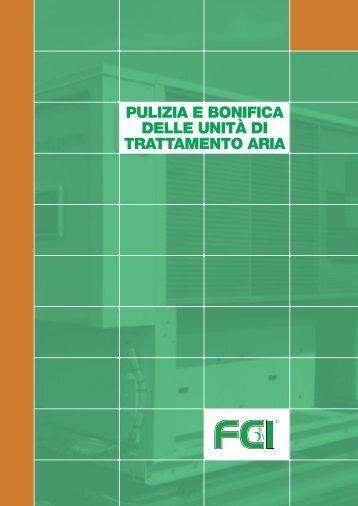 pulizia e bonifica delle unità di trattamento aria - Forniture chimiche ...
