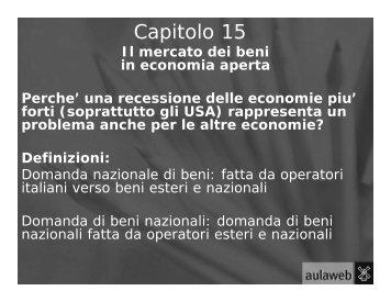 Capitolo 15 (completo) - Vincenzo Di Maro