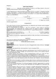 Allegato 3 - schema di contratto - ERSU Urbino