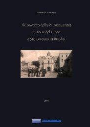 Convento Santissima Annunziata di Torre del Greco e ... - Vesuvioweb