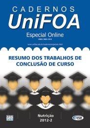 Curso de Nutrição - UniFOA