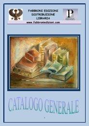 catalogo fabbroni edizioni distribuzione libraria