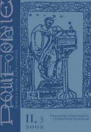 Riviste Polifonie/123_2002 n3.pdf - Fondazione Guido d'Arezzo
