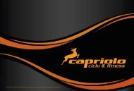 scarica il nostro catalogo - Capriolo