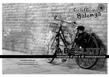 *Ciclofficina Balenga* www.ciclofficinabalenga.com info ... - Creathead