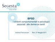 BPSD - Associazione Geriatri Extraospedalieri