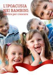 L'ipoacusia nei bambini: sentire per crescere - Fiadda
