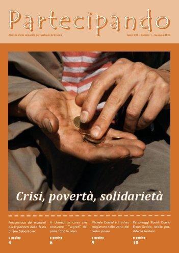 Partecipando - Gennaio 2012 - Parrocchia San Sebastiano Martire ...