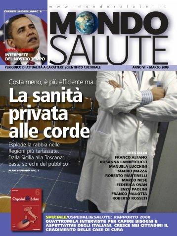 Scarica la rivista - mondosalute