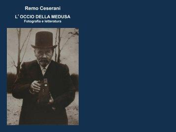 Remo Ceserani - Studium