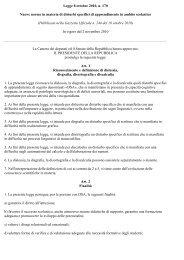 Legge 8 ottobre 2010, n. 170 Nuove norme in materia di ... - KidsLink