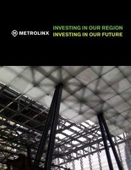 Our regIOn InvestIng In Our future