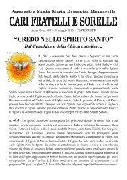23/05/2010 - Parrocchia Santa Maria Domenica Mazzarello