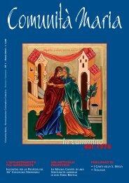 Read more - Associazione Comunità Maria - Rinnovamento ...