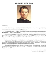 le massime di don bosco.pdf - Parrocchia San Michele Arcangelo ...