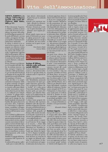 Rivista n 06.indd - Associazione Italiana Insegnanti Geografia