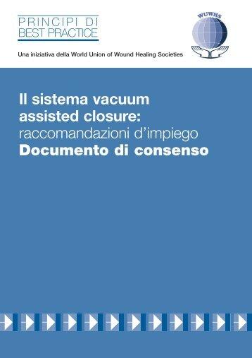 Il sistema vacuum assisted closure - Wounds International
