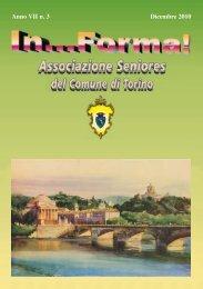 Anno VII, n. 3 (pdf - 1,13 MB) - Città di Torino