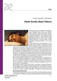 Paolo Emilio Stasi Pittore - Amaltea