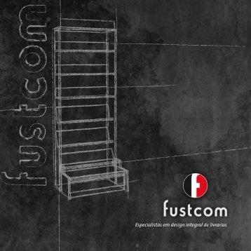 Especialistas em design integral de livrarias - Fustcom