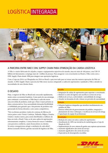 Supply Chain Integration - DHL