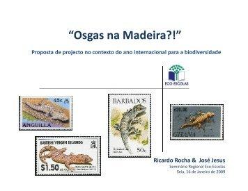 """Osgas na Madeira?!"""
