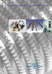 Brochure Presentazione Azienda [PDF] - Karl Klink GmbH