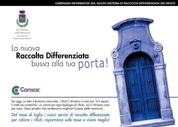 brochure guida per la raccolta differenziata nel comune di san ...