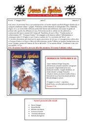 Newsletters n.5 - Cronaca di Topolinia