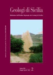 Gds_2 Anno 2011 - Ordine Regionale dei Geologi di Sicilia