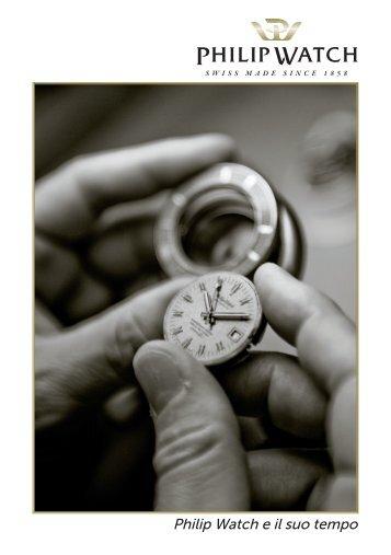 Il catalogo - Philip Watch