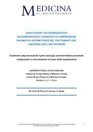 associazione tra idromassaggio salsobromoiodico ozonizzato e ...