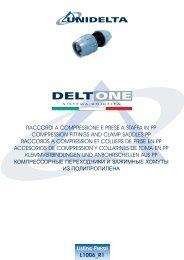 Listino Prezzi L1006_R1 RACCORDI A COMPRESSIONE E PRESE ...