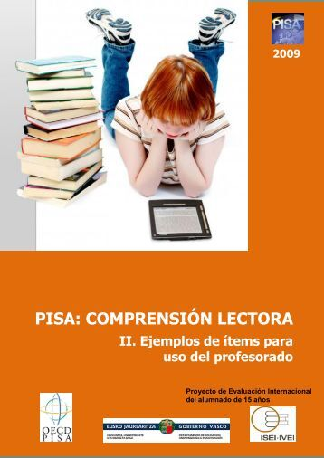 PISA: COMPRENSIÓN LECTORA - ISEI