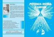Potenza Divina d'Amore - Opera dello Spirito Santo