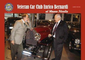 "al Museo Nicolis - Veteran Car Club ""Enrico Bernardi"""