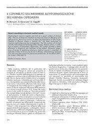 S68-S71 - Maresca:Ravani - Società Italiana di Nefrologia
