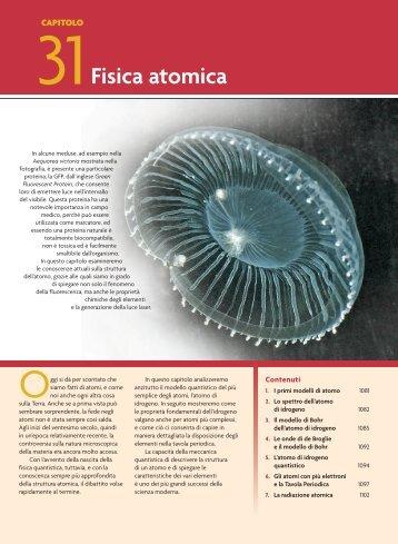Fisica atomica - Pearson