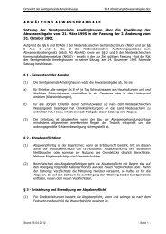 30.4 Satzung der Samtgemeinde Amelinghausen über
