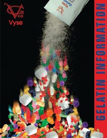 Vyse Brochure - Vyse Gelatin Company